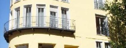 Ghotel Hotel & Living München-Zentrum is one of Posti che sono piaciuti a Alexandr.