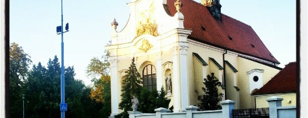 Kostel Nejsvětější Trojice is one of Davidさんのお気に入りスポット.