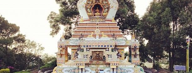 Kopan Monastery is one of Nepal '19.