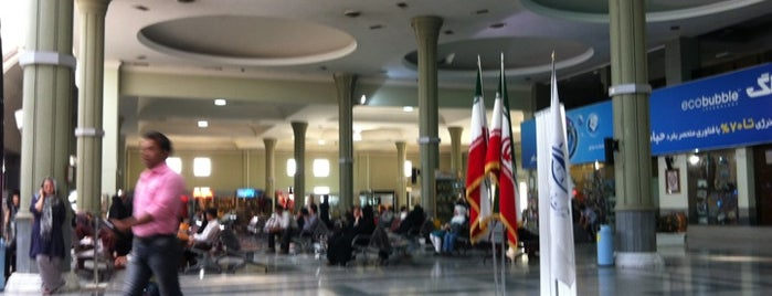 Isfahan International Airport (IFN) | فرودگاه بینالمللی اصفهان is one of Haroldさんのお気に入りスポット.