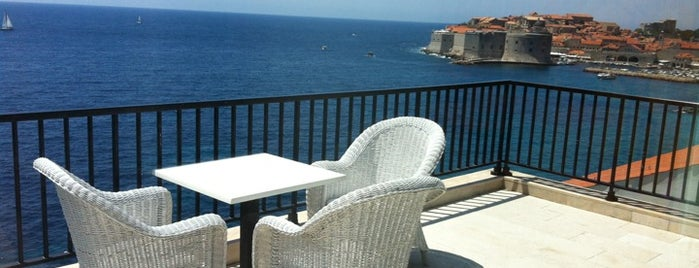 Excelsior Hotel Dubrovnik is one of Wish List.