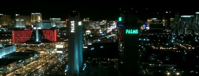 Palms Casino Resort is one of What Happened in Vegas gets Tagged in Foursquare.