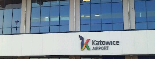 Международный аэропорт «Катовице» (KTW) is one of Airports - Europe.