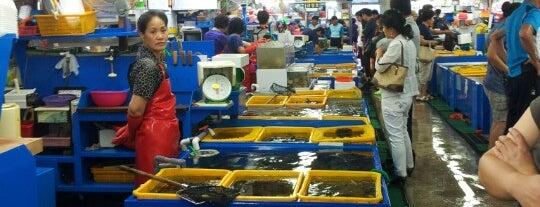 Busan - Markets