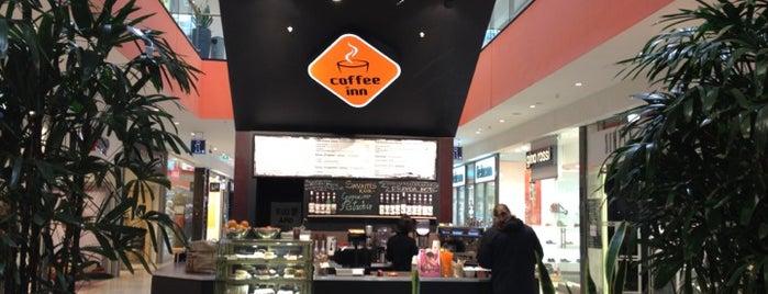 Coffee Inn is one of Lugares favoritos de Greta.