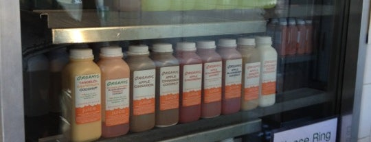 Beverly Hills Juice Club is one of CBM to try in LA.