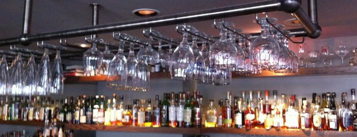Jasper's Corner Tap and Kitchen is one of Top 100 Bay Area Bars (According to the SF Chron).