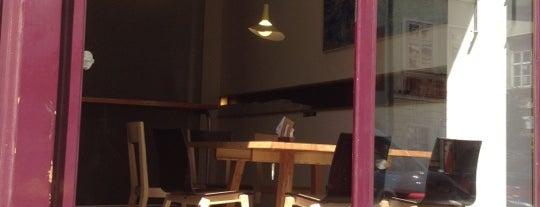 das möbel is one of Must-visit Cafés in Vienna.