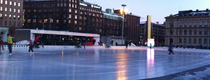 Rautatientori is one of Helsinki, Finland #4sqCities.