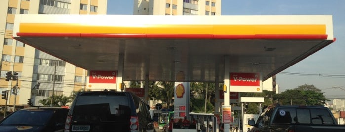 Auto Posto Cerro Cora (Shell) is one of Alexandre's Liked Places.