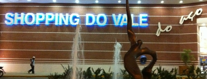 Shopping Vale do Aço is one of *****Beta Clube*****.