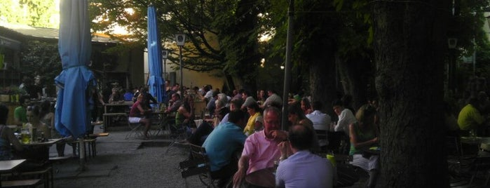 Max Emanuel Brauerei is one of Immer wieder gut speisen.