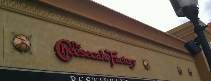 The Cheesecake Factory is one of TheClau2014.