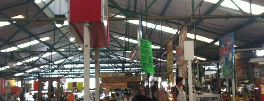 Mercado Benito Juárez is one of Lieux sauvegardés par nadiia.
