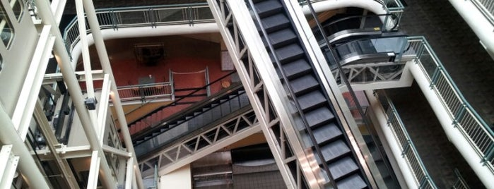 Landmark Century Centre Cinema is one of Meet Your Match in CHI: Urban Intellectuals.