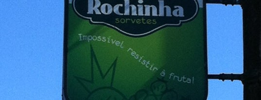 Rochinha Sorvetes is one of Viagens.
