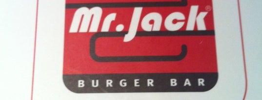 Mr. Jack is one of Ruta Sibarita.