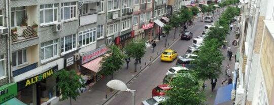 Ihlamurdere Caddesi is one of Dilara: сохраненные места.