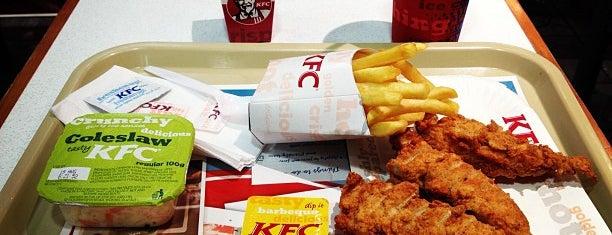 KFC is one of Hamit'in Kaydettiği Mekanlar.