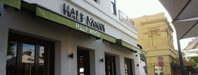 Half Moon is one of Melbourne's Bars, Pubs, Lounges.