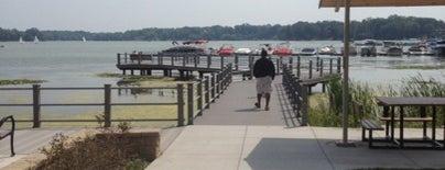 Waterfront Park is one of Lugares favoritos de Kyle.