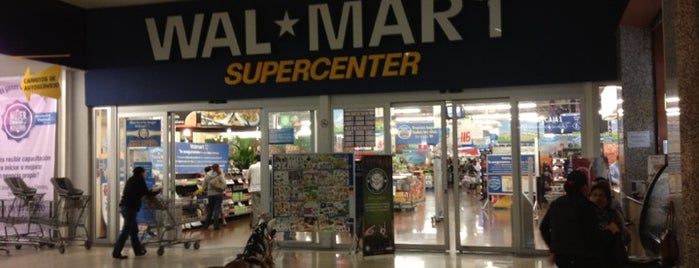 Walmart is one of Orte, die Beatríz gefallen.
