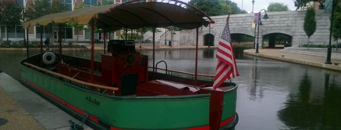 Riverfront Historic Canal Cruises is one of Virginia Jaunts.