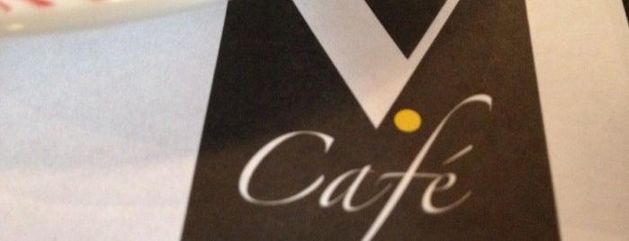 V. Café is one of Augustando.