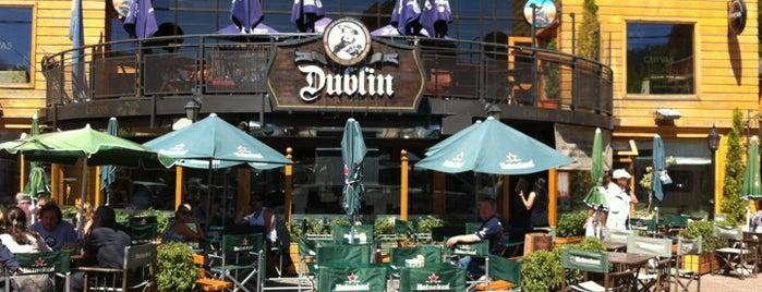 Dublin South Pub is one of Locais curtidos por Gabriel.