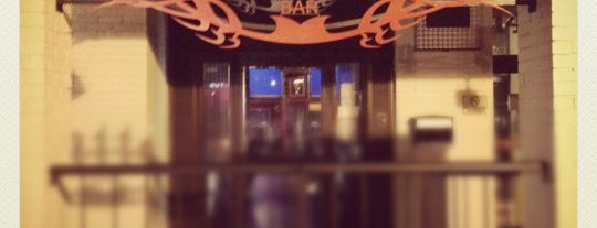 Tattoo Bar is one of DC Bars n' Lounges.