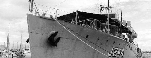 HMAS Castlemaine Maritime Museum Ship is one of Ships modern.