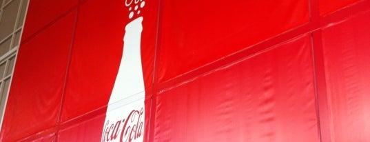 Coca-Cola Headquarters is one of Atlanta.
