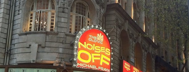 Novello Theatre is one of Lugares favoritos de Kevin.