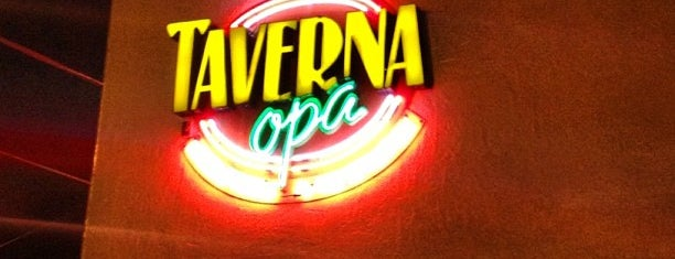 Taverna Opa is one of Dock & Dine #VisitUS.