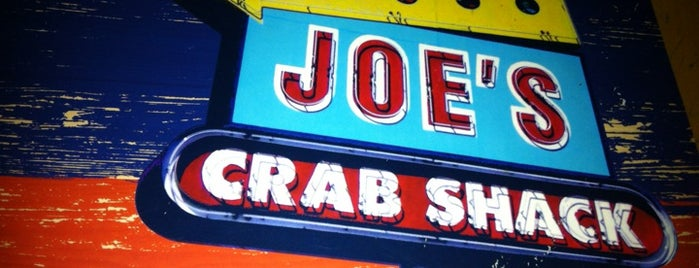 Joe's Crab Shack is one of Where to Eat: Downtown.