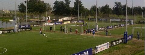 Buenos Aires Football is one of สถานที่ที่บันทึกไว้ของ Guido.