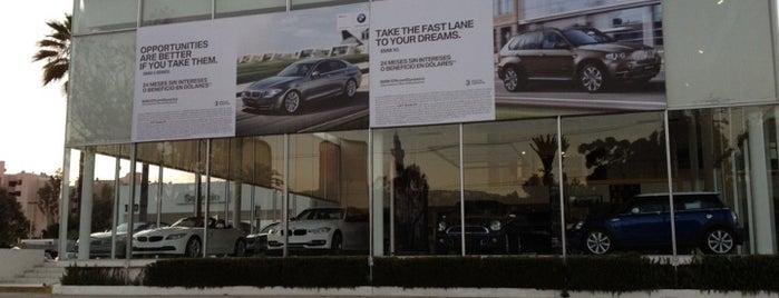ESHER Tijuana Autos Premium Tijuana S.A. de C.V. is one of Lugares favoritos de Alejandro.
