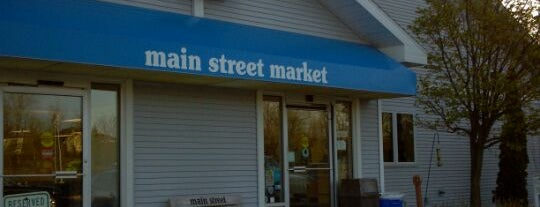 Main Street Market is one of Paulina's Liked Places.