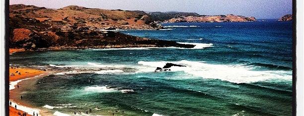 Platja de Cavalleria is one of Top Menorca.