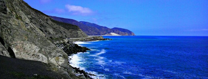 Point Mugu State Park is one of Hiking - LA - South Bay - OC - etc..