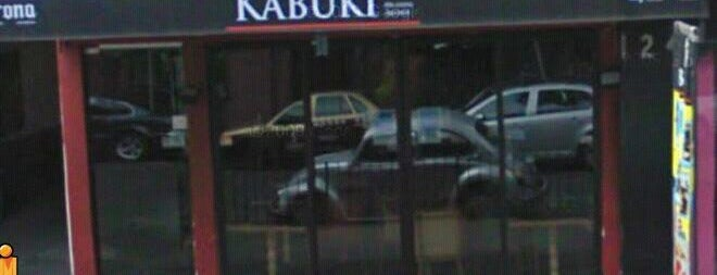 Kabuki is one of Comida.