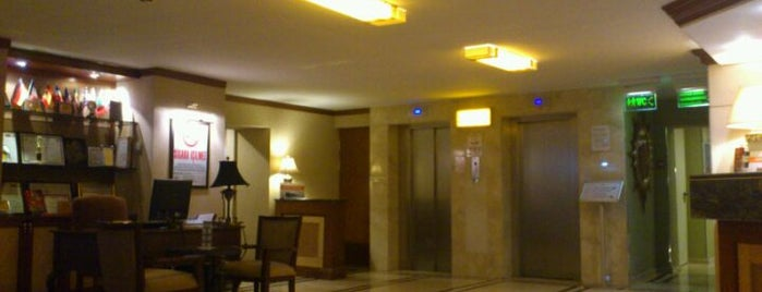 Eresin Taxim Premier Hotel is one of İstanbul - Beyoğlu & Karaköy & Cihangir.