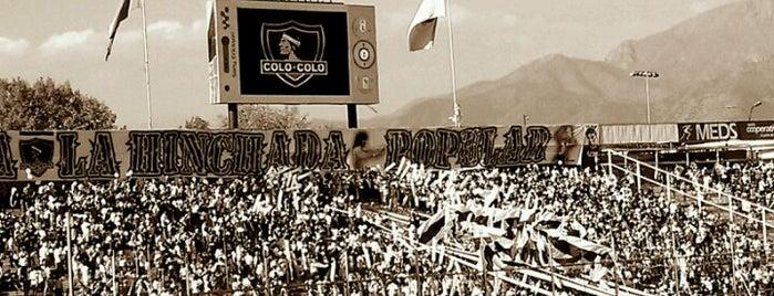 Estadio Monumental David Arellano is one of Best Stadiums.