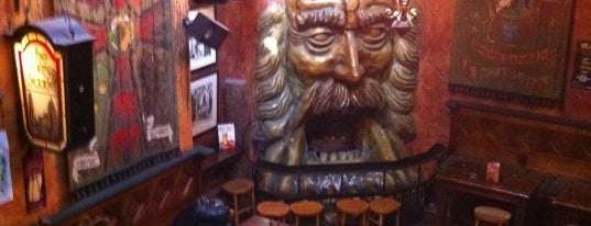 The Long Stone is one of Trad Dublin Pubs.