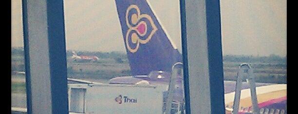 ท่าอากาศยานสุวรรณภูมิ (BKK) is one of AIRPORT.