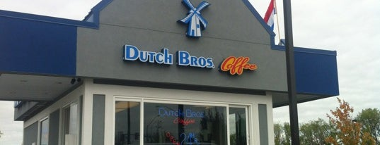 Dutch Bros. Coffee is one of Locais curtidos por Rosana.