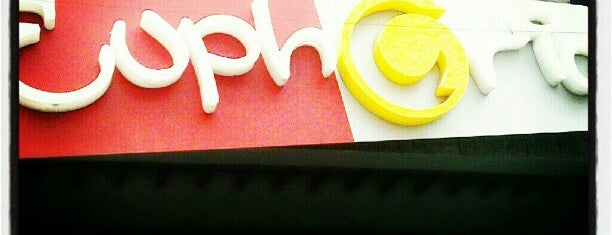 Euphoria is one of resturants in karachi.