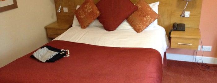 Best Western Plus Ullesthorpe Court Hotel & Golf Club is one of Michael 님이 저장한 장소.