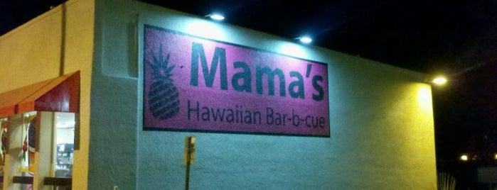 Mama's Hawaiian Barbecue is one of Posti salvati di Marshie.