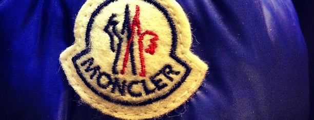 Moncler is one of S.